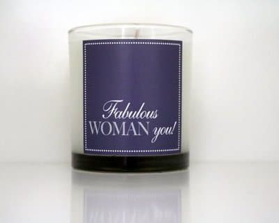 Cahn Candles - fabulous women you