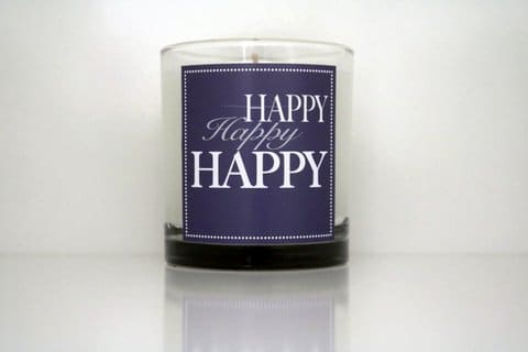 Cahn Candles – Happy Happy Happy