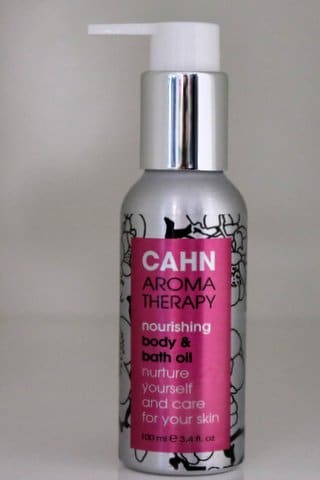 Cahn body and bath oil - nourishing