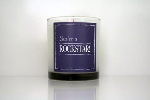 Cahn Candles - rockstar