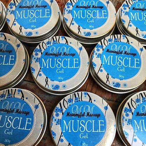 MM MUSCLE GEL